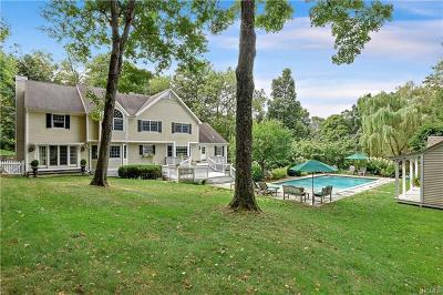 Cross River Single Family Home For Sale: 7 Gideon Reynolds Road