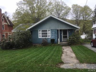 Roscoe Single Family Home For Sale: 46 Highland Avenue