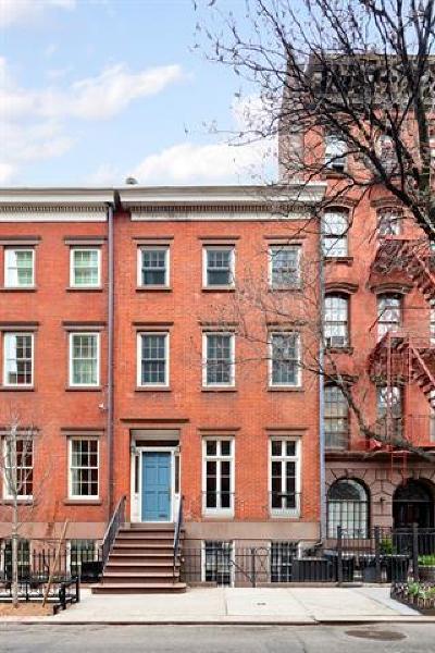 New York Multi Family 2-4 For Sale: 53 Jane Street
