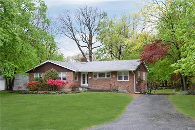Dobbs Ferry Single Family Home For Sale: 51 Beechdale Road