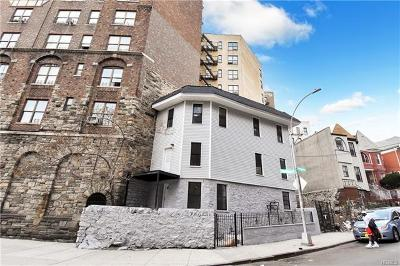 Bronx Single Family Home For Sale: 1215 Shakespeare Avenue