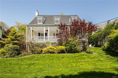 Bronxville Single Family Home For Sale: 49 Park Avenue