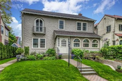 Mount Vernon Single Family Home For Sale: 15 Central Parkway