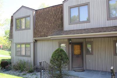 Peekskill Condo/Townhouse For Sale: 1 Oakside Lane