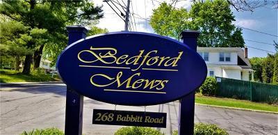 Bedford Hills Condo/Townhouse For Sale: 268 Babbitt Road #LB8