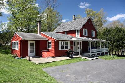 Delaware County Single Family Home For Sale: 50 John Deck Road