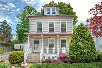 Ossining Single Family Home For Sale: 16 Tompkins Avenue