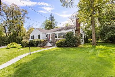 Scarsdale Single Family Home For Sale: 10 Dell Road