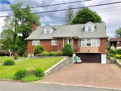 White Plains NY Single Family Home For Sale: $649,900