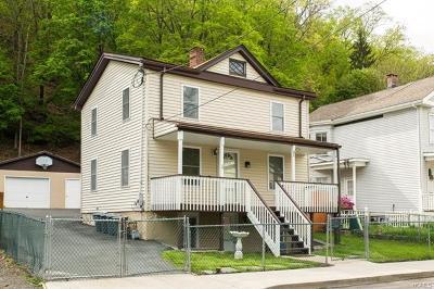 Port Jervis Single Family Home For Sale: 44 Hudson Street