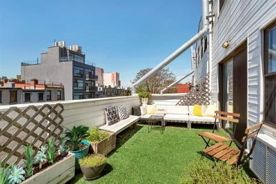 Brooklyn Condo/Townhouse For Sale: 714 Sackett Street #4R