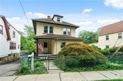 Irvington Multi Family 2-4 For Sale: 106 East Sunnyside Lane