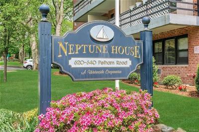 New Rochelle Co-Operative For Sale: 640 Pelham Road #3F