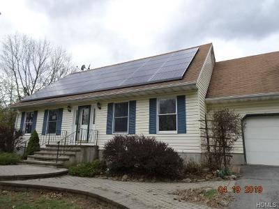 Goshen Single Family Home For Sale: 11 Hopkins Terrace