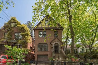 North Riverdale Single Family Home For Sale: 6022 Fieldston Road