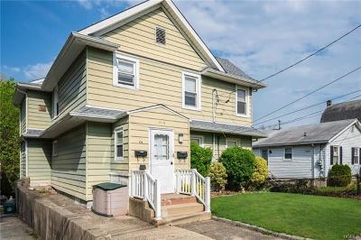 Mamaroneck Multi Family 2-4 For Sale: 215 Jensen Avenue