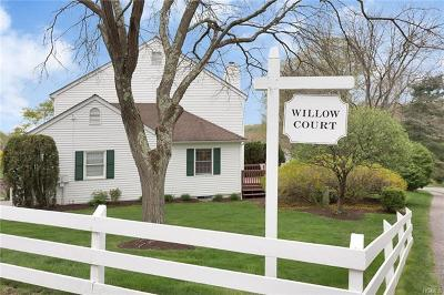 Cross River Condo/Townhouse For Sale: 120 Willow Court