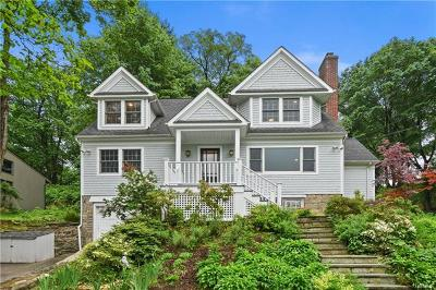Chappaqua Single Family Home For Sale: 21 Crest Road