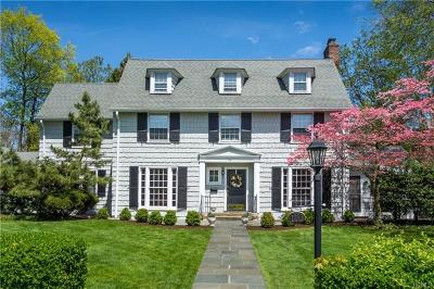 Bronxville Single Family Home For Sale: 110 Park Avenue