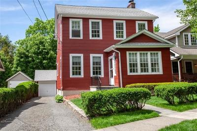 Hastings-On-Hudson Single Family Home For Sale: 171 Rosedale Avenue