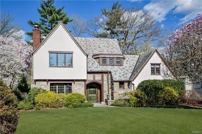 Larchmont Single Family Home For Sale: 9 Glen Eagles Drive