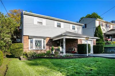 Yonkers Single Family Home For Sale: 49 Park Avenue Terrace