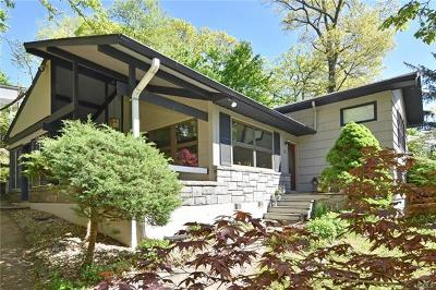 Hastings-On-Hudson Single Family Home For Sale: 85 Overlook Road
