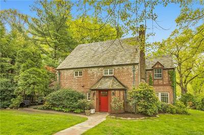 Sleepy Hollow Single Family Home For Sale: 45 Hemlock Drive