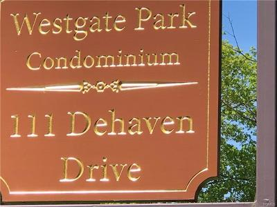 Yonkers Condo/Townhouse For Sale: 111 Dehaven Drive #121