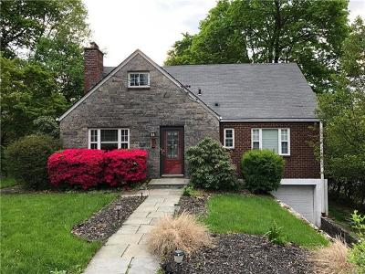 Dobbs Ferry Single Family Home For Sale: 12 Bellevue Avenue