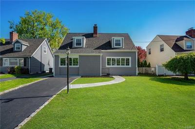 Eastchester Single Family Home For Sale: 100 Joyce Road