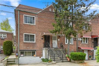 Bronx Single Family Home For Sale: 2751 Wilson Avenue