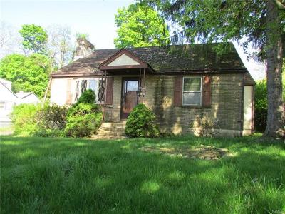 Cornwall On Hudson Single Family Home For Sale: 2 Wilson Road