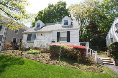 Yonkers Single Family Home For Sale: 45 Hearthstone Road