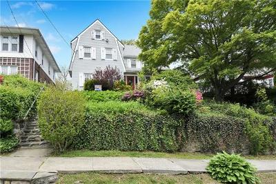 Mount Vernon Single Family Home For Sale: 431 East Sidney Avenue