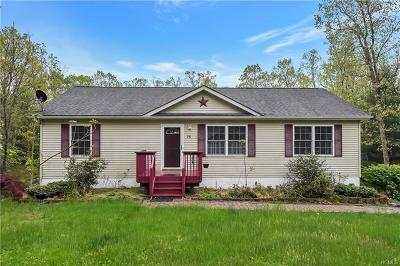 Huguenot Single Family Home For Sale: 75 Martins Road