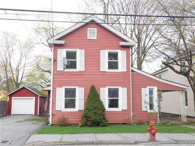 Port Jervis Single Family Home For Sale: 65 Hudson Street