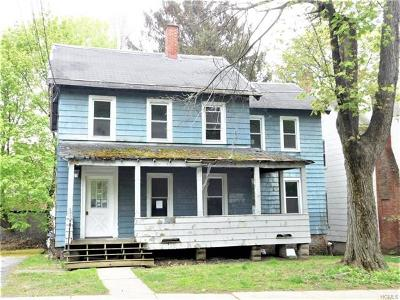 Middletown Multi Family 2-4 For Sale: 335 North Street