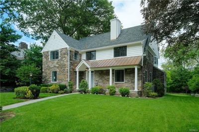 Bronxville Single Family Home For Sale: 30 Forest Lane