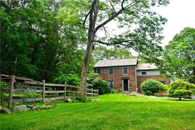 Single Family Home For Sale: 372 Bramertown Road