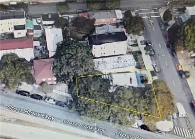 Bronx Residential Lots & Land For Sale: 1369 Leland Avenue