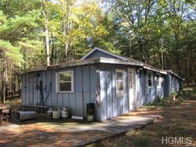 Huguenot Single Family Home For Sale: 199 Big Pond Road