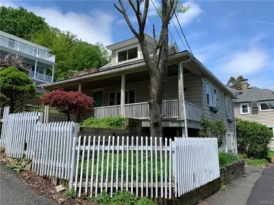 Piermont NY Single Family Home For Sale: $257,500
