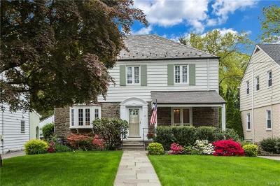 Mount Vernon Single Family Home For Sale: 39 Clinton Street