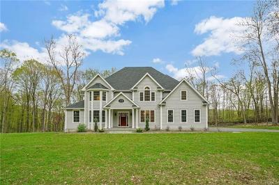 Somers Single Family Home For Sale: 10 Adson Way