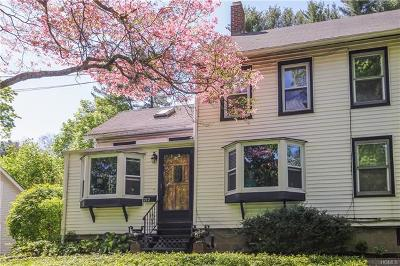 Briarcliff Manor Single Family Home For Sale: 212 North State Road