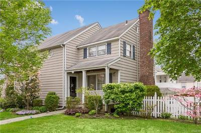 Scarsdale NY Single Family Home For Sale: $939,000