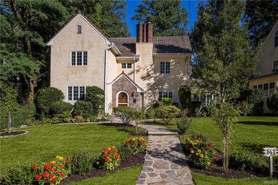 Mount Vernon Single Family Home For Sale: 141 Douglas Place