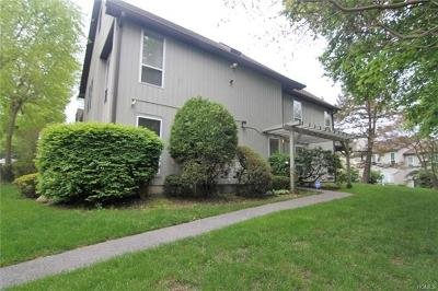 Westchester County Condo/Townhouse For Sale: 18 Villa Drive #18