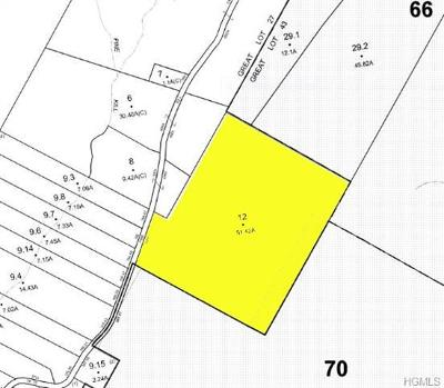 Wurtsboro NY Residential Lots & Land For Sale: $99,900